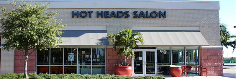 Hot Heads Hair Color Studio Exterior